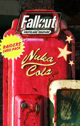Fallout: Raiders Wave Expansion Card Pack (engl.)