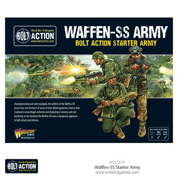 Bolt Action: Waffen SS Army Box