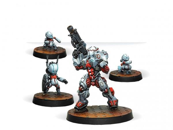 Taskmaster Bakunin Swast Team