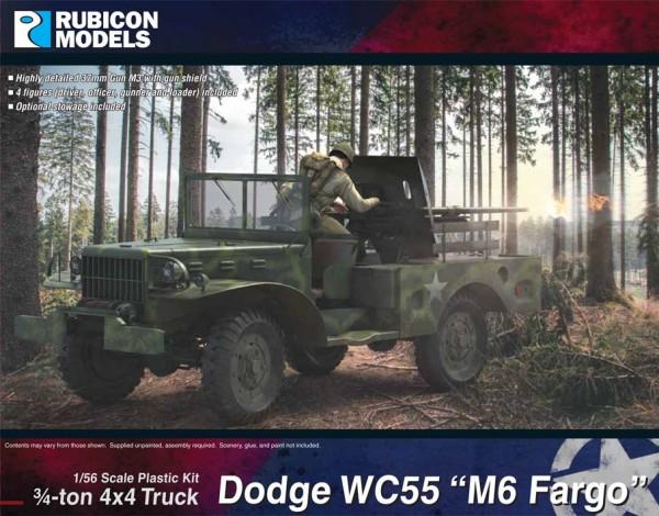 """US Dodge WC55 """"M6 Fargo"""""""