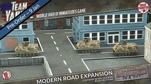 Team Yankee Modern Roads Expansion