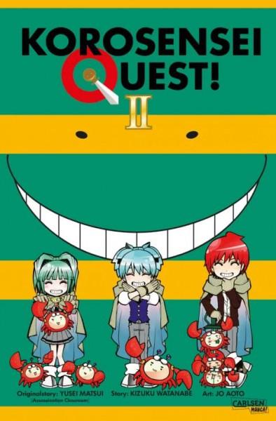 Korosensei Quest! Band 02