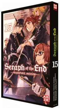 Seraph of the End Band 15
