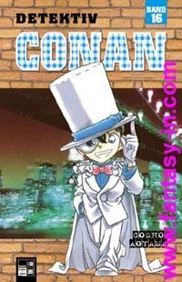 Detektiv Conan: Band 16