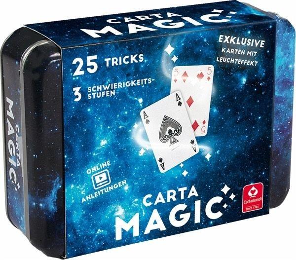 Carta Magic, 25 Card Tricks