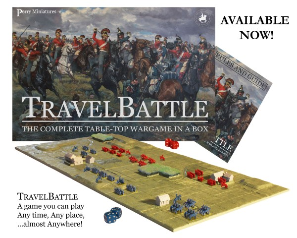 Perry Miniatures: Travel Battle (engl.)