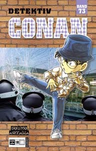 Detektiv Conan: Conan 73