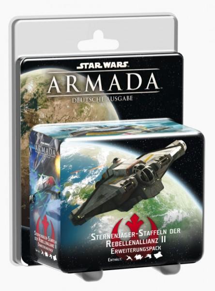 Sternenjägerstaffeln der Rebellenallianz 2 - Star Wars Armada