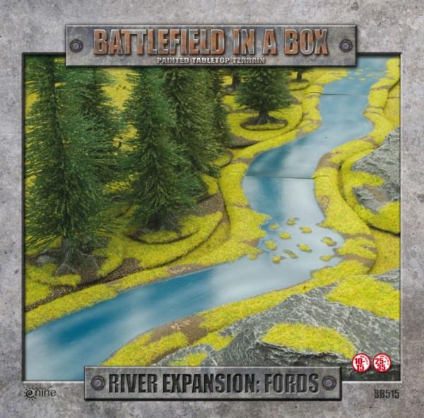 River Expansion: Fords