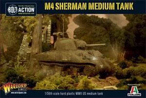 Bolt Action: Allied M4 Sherman Medium Tank