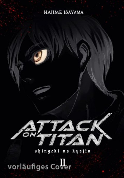 Attack on Titan Deluxe Band 02