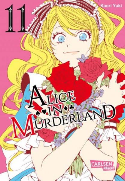 Alice in Murderland Band 11