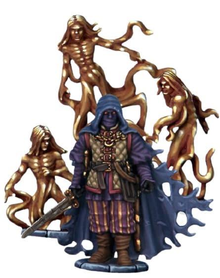 Frostgrave Wrath of Malcor & Advisory Council (4)