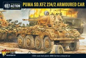 Bolt Action: Sd.Kfz. 234/2 Puma