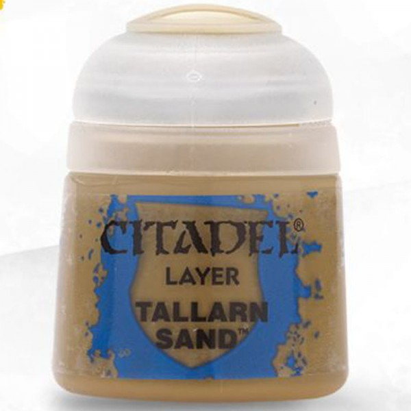 Layer: Tallarn Sand 12ml
