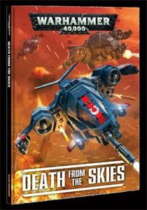 Warhammer 40.000 Death from the Skies (HC) (deutsch)