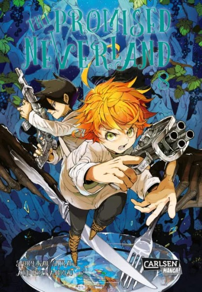The Promised Neverland Band 08