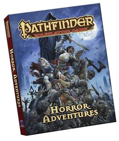 Pathfinder Horror Adventures Pocket Edition (engl.)