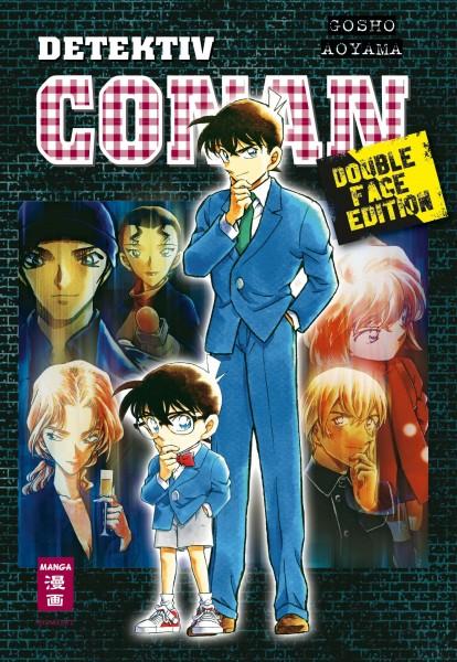 Detektiv Conan: Conan Special Double Face Edition