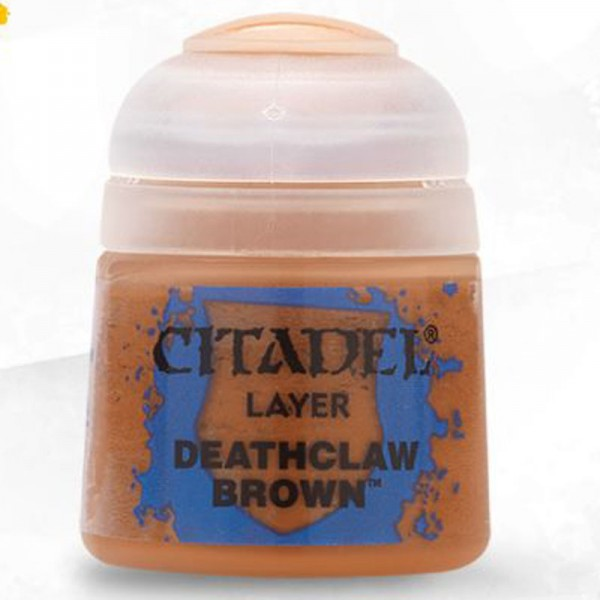 Layer: Deathclaw Brown 12ml