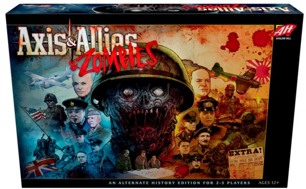 Axis & Allies & Zombies (engl.)
