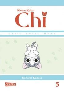 Kleine Katze Chi Band 05