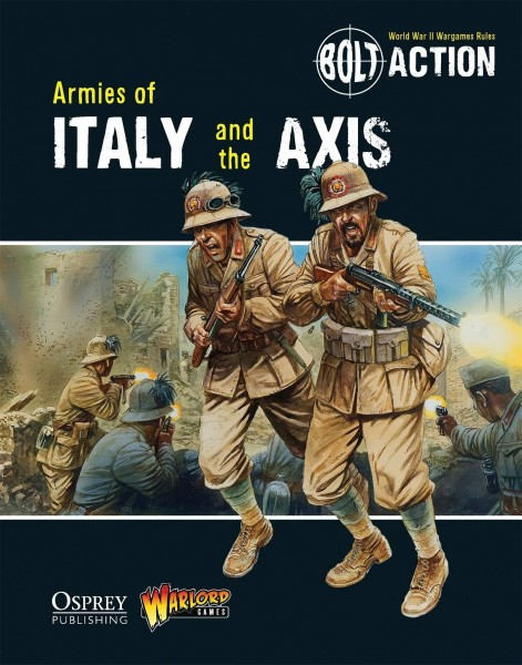 Bolt Action: Armies Italy and the Axis