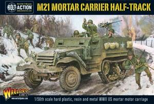 Bolt Action: US M21 Mortar Carrier Half-Track