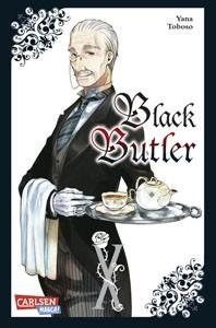 Black Butler Bd. 10