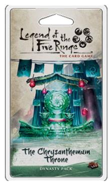 Legend of the 5 Rings - The Chrysanthemum Throne (EN)