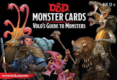 Monster Card: Volo's Guide to Monsters