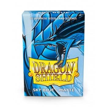Dragon Shield Japanese Matte Sky Blue (60 Stück)