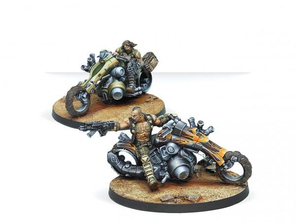 Infinity: Kum Motorized Troops