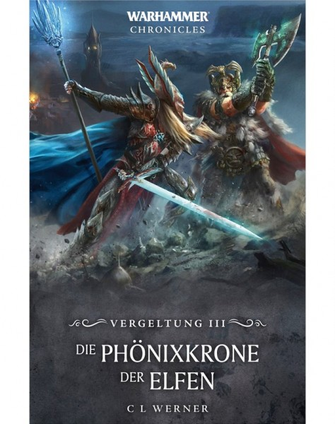 Warhammer Age of Sigmar - Die Phönixkrone der Elfen