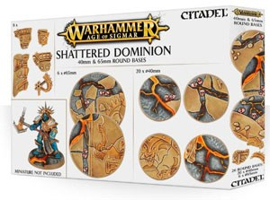 AOS - Shattered Dominion: 65 & 40mm round