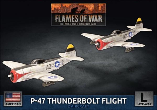 Flames of War US: P-47 Thunderbolt Flight Platoon (x2)