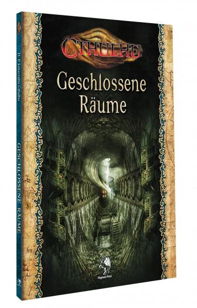 Cthulhu: Geschlossene Räume (Softcover)
