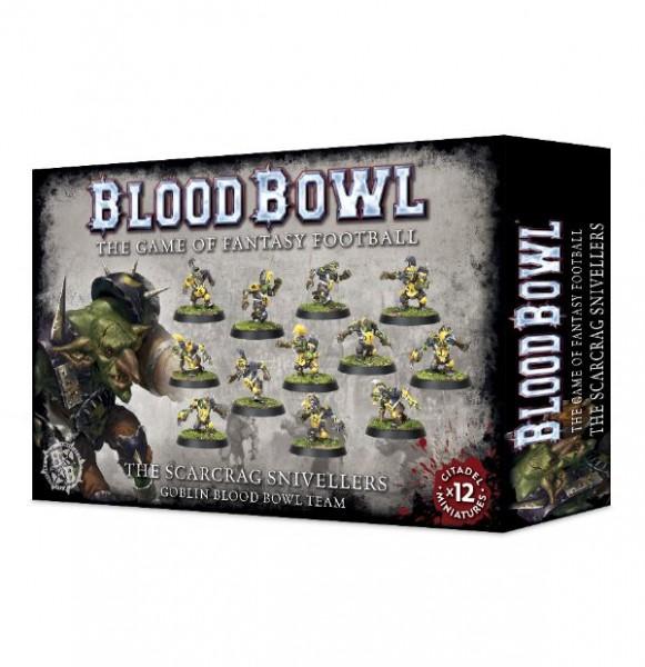 Blood Bowl Scarcrag Snivellers Blood Bowl Team (Orruks)