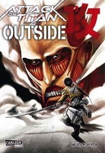 Attack on Titan Outside
