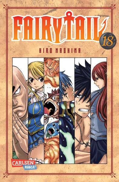 Fairy Tail Bd. 18