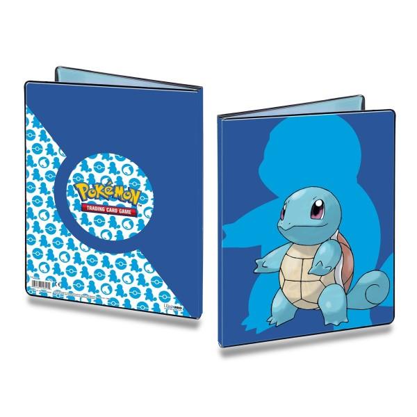 Pokémon Schiggy 2020 9-Pocket Portfolio