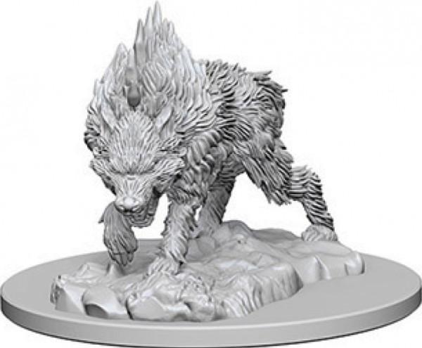 Pathfinder Deep Cuts Mini.: Dire Wolf