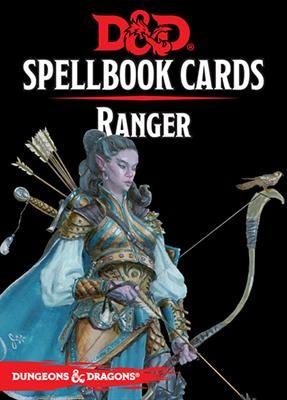 Spellbook Cards Ranger Revised (46 Cards)