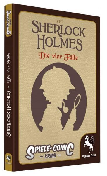Sherlock Holmes 01 - Die vier Fälle