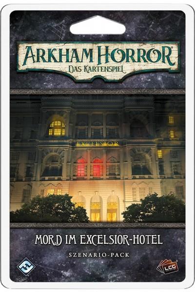 Arkham Horror: LCG - Mord im Excelsior-Hotel