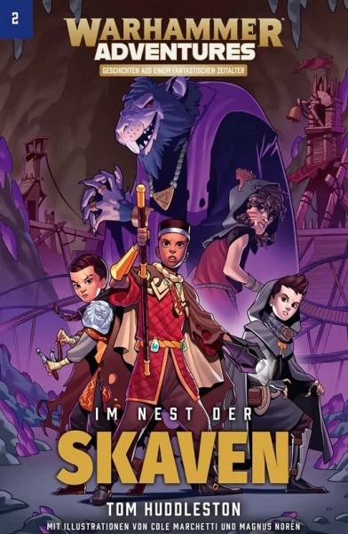 Warhammer Adventures: Im Nest der Skaven