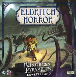 Eldritch Horror Unter den Pyramiden - Erweiterung (deutsch)