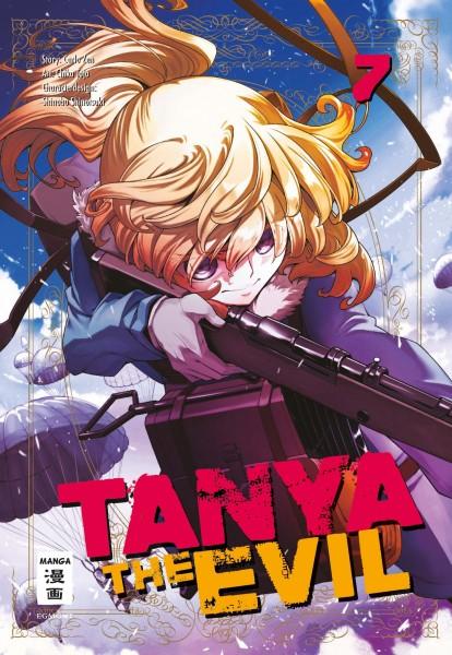 Tanya the Evil Band 07