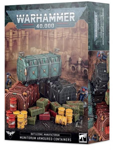 Warhammer 40k: Munitorum Armoured Containers