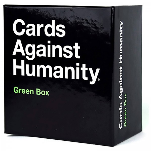 Cards Against Humanity Green Box (eng)